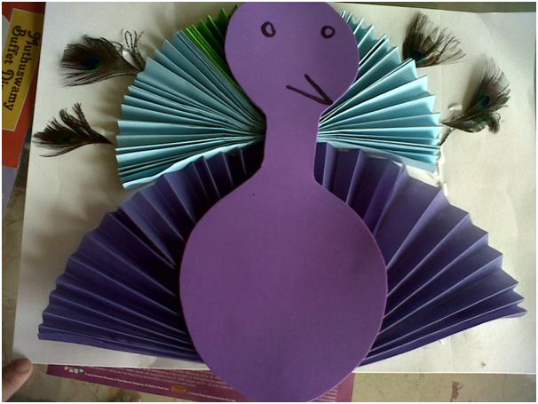 fan peacock